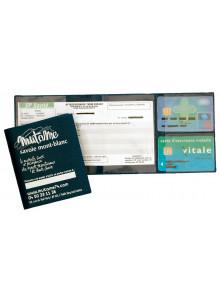 objet publicitaire - promenoch - Porte carte Sécurité Sociale  - Accueil