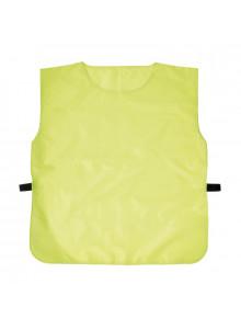 objet publicitaire - promenoch - Gilet de sport running jaune  - Accueil