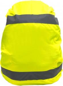 objet publicitaire - promenoch - Housse sac à dos avec bandes réfléchissantes  - Accueil
