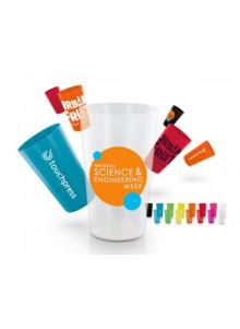 objet publicitaire - promenoch - Gobelet plastique publicitaire   - Accueil