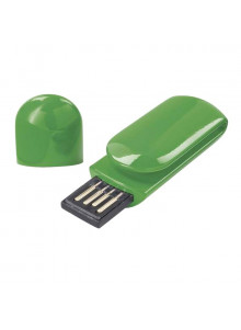 objet publicitaire - promenoch - Clé USB Clip  - Clés USB Publicitaire