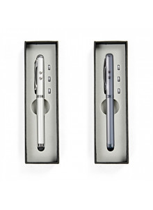 objet publicitaire - promenoch - Stylo laser touch publicitaire   - Pointeurs Laser