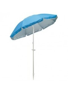 objet publicitaire - promenoch - Parasol beachclub personnalisable en plusieurs coloris  - Accueil