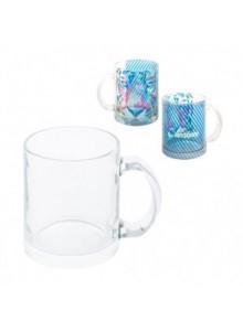 objet publicitaire - promenoch - Mug en verre  - Accueil