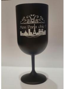 objet publicitaire - promenoch - Verre à vin plastique publicitaire  - Accueil