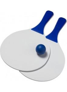 objet publicitaire - promenoch - Set de 2 raquettes de plage  - Accueil
