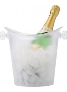 objet publicitaire - promenoch - Seau à Champagne en plastique  - Accueil