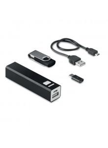 objet publicitaire - promenoch - UBS et Powerbank  - Clés USB Publicitaire