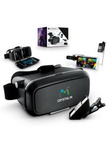 objet publicitaire - promenoch - Kit casque 3D réalité virtuelle personnalisable  - Objet informatique publicitaire