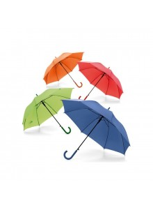 objet publicitaire - promenoch - Parapluie Fun Color Publicitaire  - Parapluie manche à canne