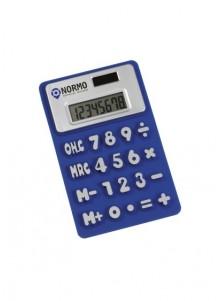 objet publicitaire - promenoch - Calculatrice flexible personnalisée  - Accessoires Bureau