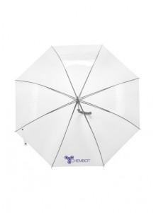 objet publicitaire - promenoch - Parapluie publicitaire transparent   - Accueil