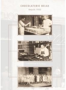 objet publicitaire - promenoch - Coffret chocolat - Ballotins personnalisés  - Chocolats Personnalisables
