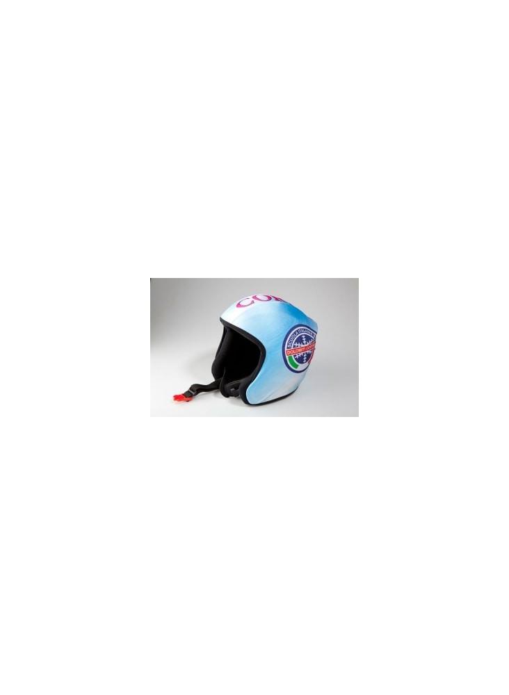 Couvre casque ski publicitaire