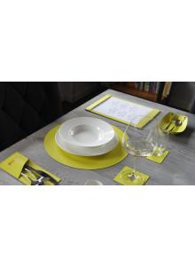 objet publicitaire - promenoch - Set de table de luxe publicitaire  - Accueil