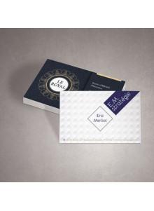 objet publicitaire - promenoch - Carte de visite publicitaire  - Accueil