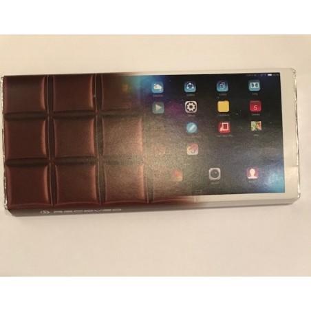 chocolat publicitaire avec Pochette personnalisable