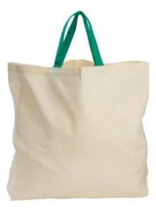 objet publicitaire - promenoch - Sac Shopping en Coton Publicitaire  - Accueil