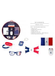 objet publicitaire - promenoch - Kit FFF pour la coupe du monde 2018  - Accueil