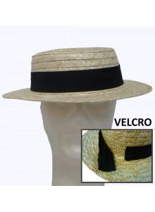 objet publicitaire - promenoch - Chapeaux en paille naturelle renforcée publicitaire  - Accueil