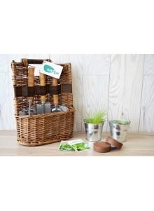 objet publicitaire - promenoch - Kit de plantation publicitaire   - Jardin & Jardinage