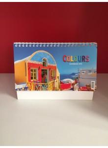 objet publicitaire - promenoch - Calendrier chevalet 2019 Publicitaire  - Calendrier Publicitaire