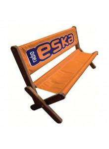 objet publicitaire - promenoch - Banc-Transat Publicitaire   - Chaise Transat