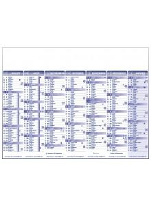 objet publicitaire - promenoch - Calendrier Premium Publicitaire  - Calendrier Publicitaire