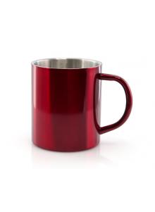 objet publicitaire - promenoch - Mug en acier Publicitaire  - Objet publicitaire pas cher