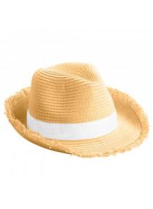 objet publicitaire - promenoch - Chapeau  - Chapeau en paille