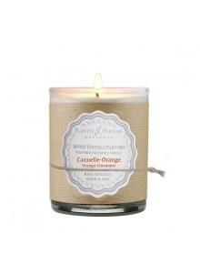 objet publicitaire - promenoch - Bougie Parfumée Cannelle Orange publicitaire  - Accueil