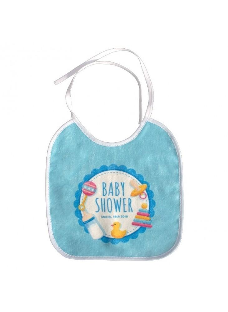 Bavoir pour bébé personnalisable  publicitaire