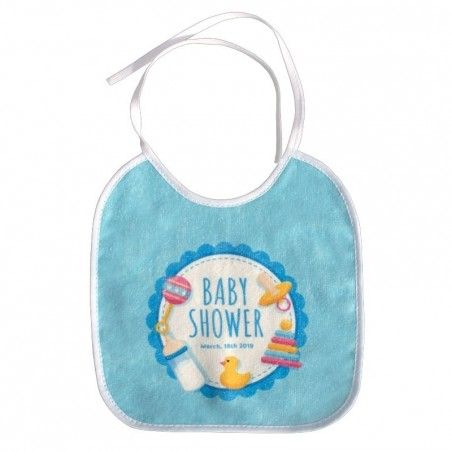 Bavoir pour bébé personnalisable
