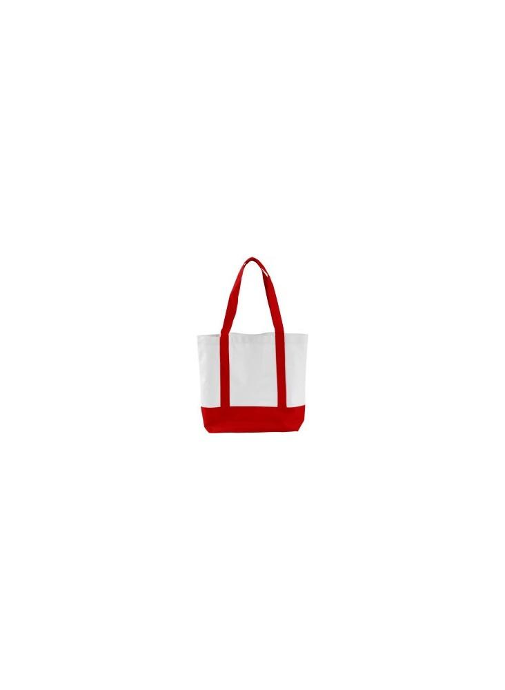 objet publicitaire - promenoch - Sac shopping / plage  - Sac shopping et sac de plage en sublimation
