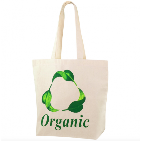 Sac coton organique personnalisable