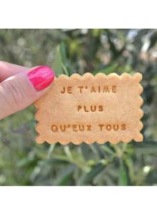 Biscuit publicitaire
