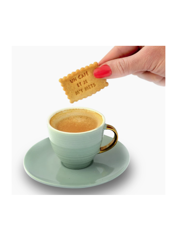Mini biscuit personnalisable  publicitaire
