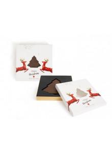 chocolat noël-personnalisation