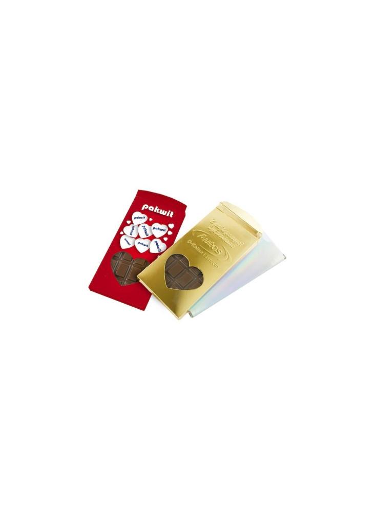 Tablette  chocolats personnalisée  publicitaire