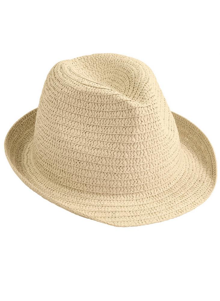 Chapeau en Paille Ecologique Publicitaire