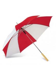 objet publicitaire - promenoch - Parapluie Bicolore  - Parapluie manche droit