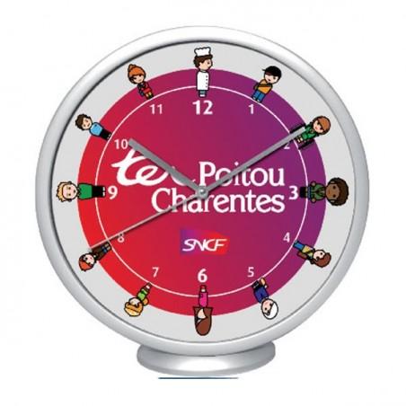 Pendule Clocky