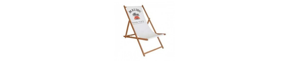 Transat publicitaire : trouver la chaise ou le transat personnalisable qu'il vous faut