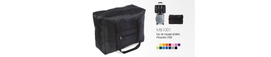 Sacs de voyage publicitaire, sac de voyage personnalisé, sacs de voyage 100 % personnalisable