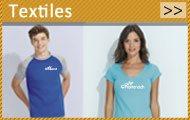 tshirt et textile publicitaire